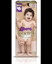 Libero Touch 4 Teipmähe 7-11kg 46 tk.