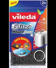 Vileda Glitzi Power Inox terassvamm 2 tk
