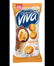 Karamelli-pähklijäätis, 180 ml