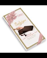 Belgian tume šokolaad Himalaya soolaga 100 g