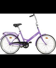 "Jalgratas Helkama Jopo 24"", lilla"