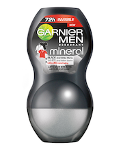 Rulldeodorant 50 ml black-white-colors