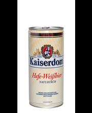 KAISERDOM HEFE WEISSBIER 1 L NISUÕLU 4,8%
