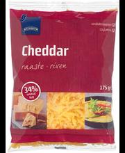 Cheddari riivjuust, 175 g