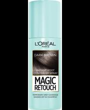 Tooniv kergvärvisprei Magic Retouch Dark Brown 75 ml
