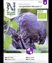 85500 Punane kapsas Langedijker Bewaar 2 Organic
