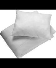 Tekk + padi Pilvi 150x200 / 50x60 cm, valge