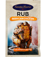 Kuivmarinaadisegu Beer Can Chicken 30 g
