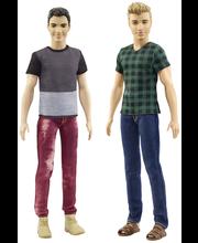 Barbie fashionistas nukk Ken