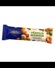 Pähkli-seemnebatoon tumeda šokolaadiga 42 g