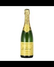 Les Faitieres Cremant D´Alsace Chardonnay, 750 ml