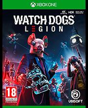 Xbox One mängWatch Dogs: Legion