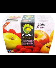 Pom´bel õuna-vaarika puuviljamiks, 4x100 g
