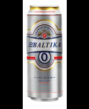 Baltika alkoholivaba õlu, 450 ml