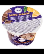 """Apelsinimaitseline šokoladipuding """"Šoko-maroc"""""""