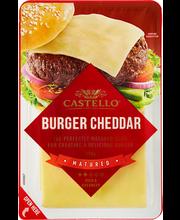 Burgeri cheddar, 150 g