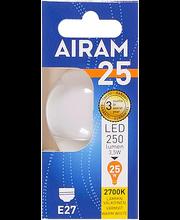 LED-lamp 3,5W E27 2700K 250LM