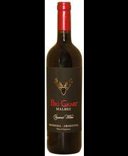 Big Game Malbec Organic vein 750 ml