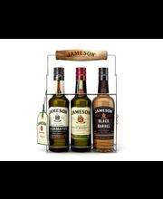 Jameson Whisky 40%, 3x200ml, Korvis