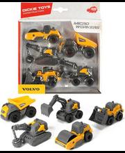 Volvo ehitussõiduk Micro 5 tk