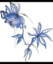 Salvrätik 40cm Blue Velvet 12 tk