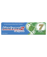 Hambapasta complete7 100 ml mild mint