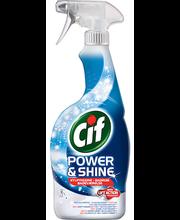 Cif Power&Shine vannitoa puhastusvahend 750 ml