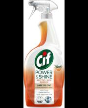 Cif Power Shine köögipuhastusvahend 750ml