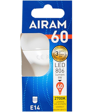 Airam Led 8W E14