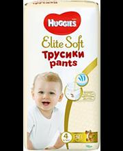 Huggies püksmähkmed Elite Soft 4, 9-14kg, 42tk