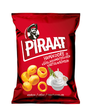 Piraat krõpsud hapukoore ja küüslauguga 150 g