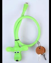 Jalgrattalukk 45 cm/10 mm, roheline