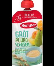 Semper pirni-aprikoosi puder 120 g, alates 6-elukuust