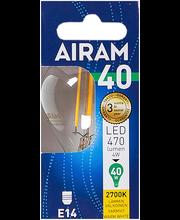 LED-lamp P45 4W/827 E14 FIL