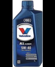 Diiselmootoriõli Valvoline All Climate Diesel C3 5W-40 1 l,tä...