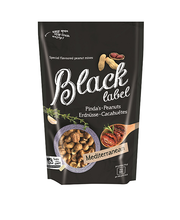 Black Label maapähklid päikesekuivatatud tomatiga 200 g