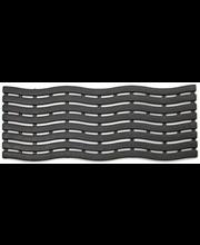 Vannitoavaip Plast-Turf Softstep, 60 × 90 cm, tumehall