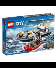 Lego City Politsei patrullpaat 60129