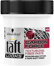 Fiiberpasta carbon force look men 130ml