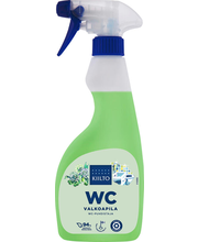 Kiilto WC-puhastusvahend  500 ml valge ristik
