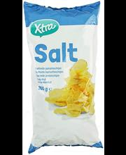 X-tra soolaga kartulikrõpsud 300 g