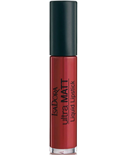 Huulepulk Ultra Matt Liquid 7 ml 20 Red Romance