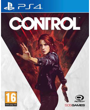 PS4 mäng Control