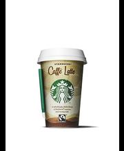 Starbucks Caffe Latte piimajook kohviga 220ml
