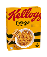 Crunchy maisihelbed maapähklitega 330 g