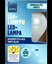 LED-lamp E14 4W 4000K 470LM