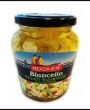 Blancello salatikuubikud õlis, ürtidega, 300 g