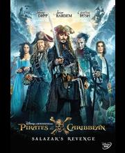 Dvd Kariibi mere piraadid 5