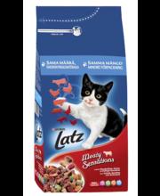 Kuivtoit kassidele veise-, kanaliha ja köögiviljaga 2 kg