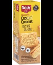 Schär Custard Creams gluteenivabad vanillitäidisega küpsised,...